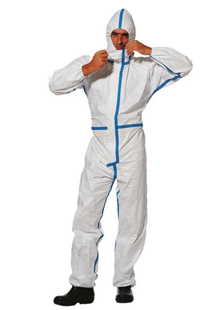 Костюм (комбинезон) защитный TYVEK 5-я степень защиты