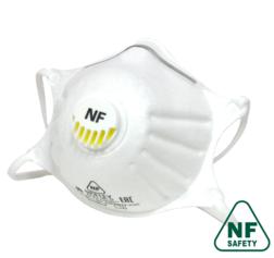 Полумаска фильтрующая (респиратор) NF812V FFP2 NR D