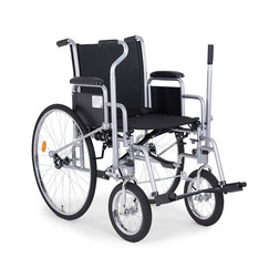 Кресло-коляска инвалидная с рычажным приводом Армед Н 005 (Правша)
