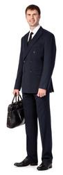 Пиджак форменный мужской двубортный Под заказ
