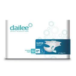 Подгузники Dailee Super